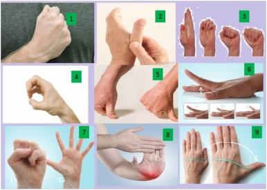 hand-excercises