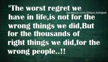 Life-Love-Quotes-The-Worst-Regret-We